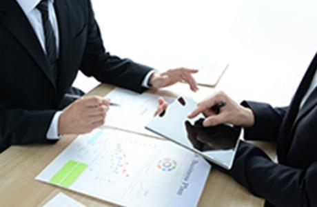 企業コンサルティングのイメージ